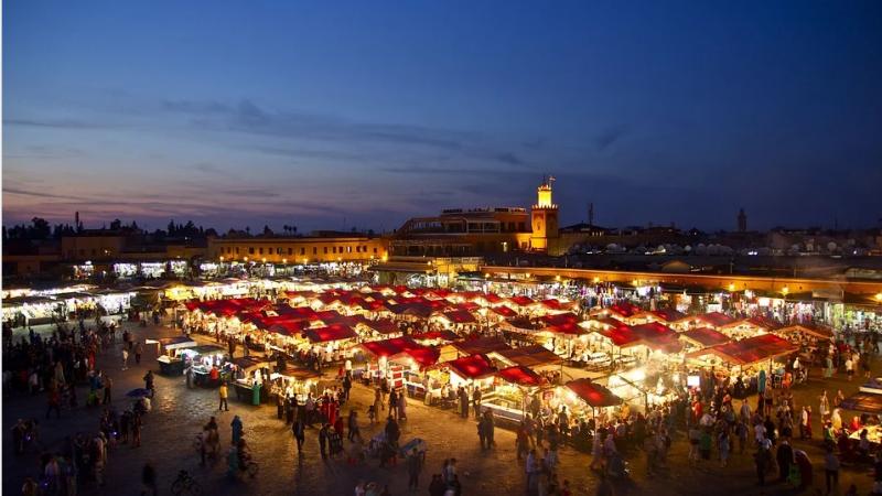 En voyage à la découverte du Maroc