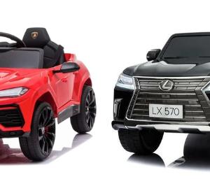 Avis sur Blackauto : À la recherche d'une voiture électrique pour enfant